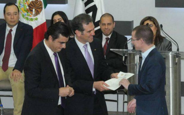 INE llama a gobiernos de los tres niveles no intervenir en elecciones