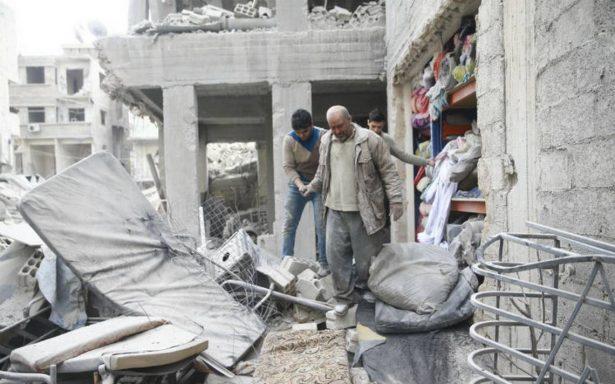 El dictador Bashar al Assad asegura que la operación en Guta Oriental continuará