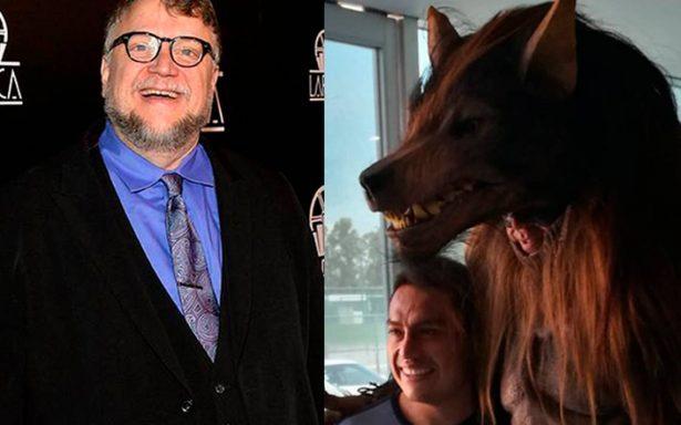 """""""Ni madres"""", niega Guillermo del Toro haber diseñado el animatronic de Lobos BUAP"""
