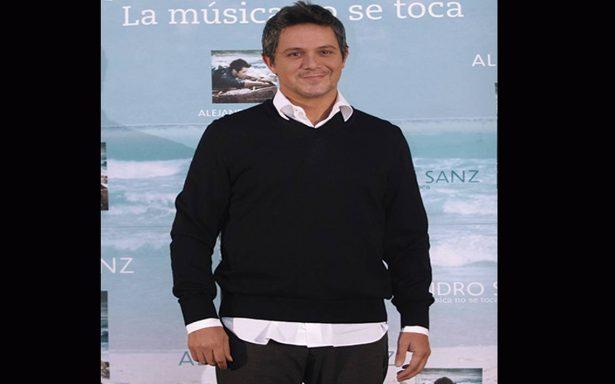 Alejandro Sanz será Persona del año en los Grammy Latino