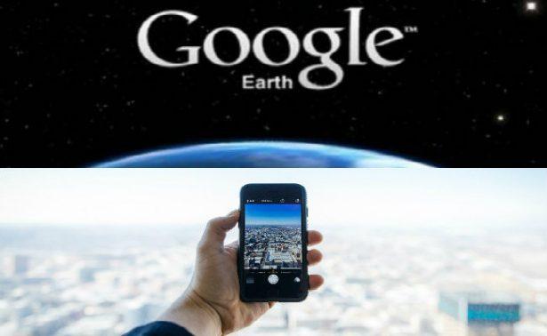 ¿Usuario de iOS? Habilitan en dispositivos app de Google Earth