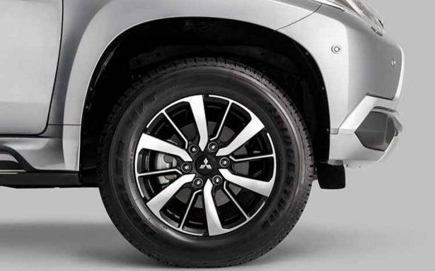 Mitsubishi Montero Sport 2018, el todoterreno familiar