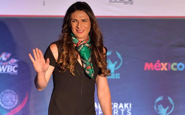 Ana Gabriela Guevara a un paso de convertirse en la titular de la Conade