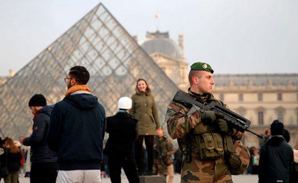 Europa celebra Año Nuevo entre fuerte seguridad por amenaza terrorista