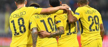 El París Saint Germain, aniquiló al Anderlecht, 4-0