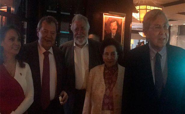 Fundadores del PRD rechazan posible alianza con el PAN