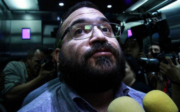 Ya hay fecha de audiencia de imputación para Javier Duarte