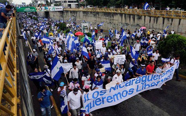 Gobierno de Nicaragua convoca fiesta sandinista este viernes, el mismo día de paro nacional
