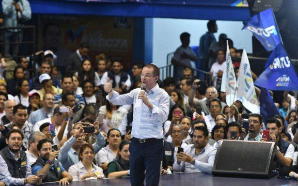 Asegura Anaya que López Obrador mintió en el debate