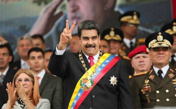 Maduro involucra a militares venezolanos en presunto complot de Colombia