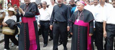 Llama nuncio Apostólico a fortalecer el núcleo familiar