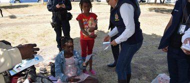 Haitianos inundan municipios mexiquenses