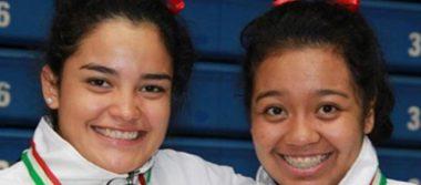 Judocas mexicanas ganan plata y bronce en campeonato de Panamá