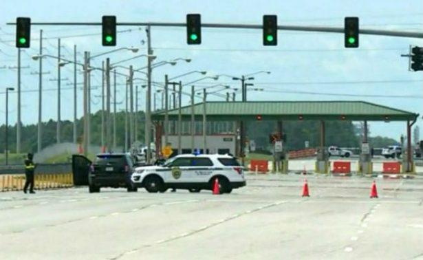 Hombre armado causa pánico en base militar de Alabama