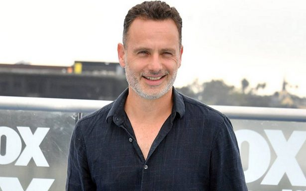 Andrew Lincoln se despide de la serie The walking dead