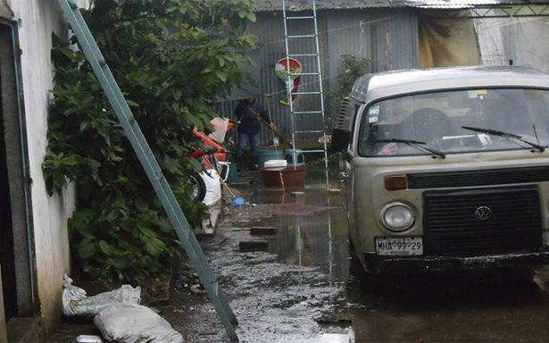 Ejército surte agua a tres delegaciones