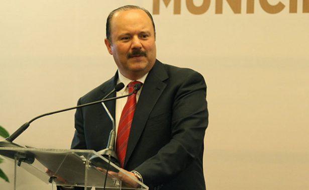 Fepade obtiene orden de aprehensión en contra de César Duarte