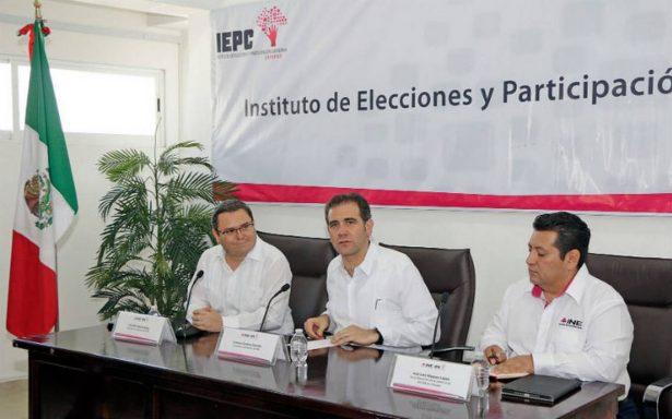 """Elecciones van  """"viento en popa"""": Lorenzo Córdova"""