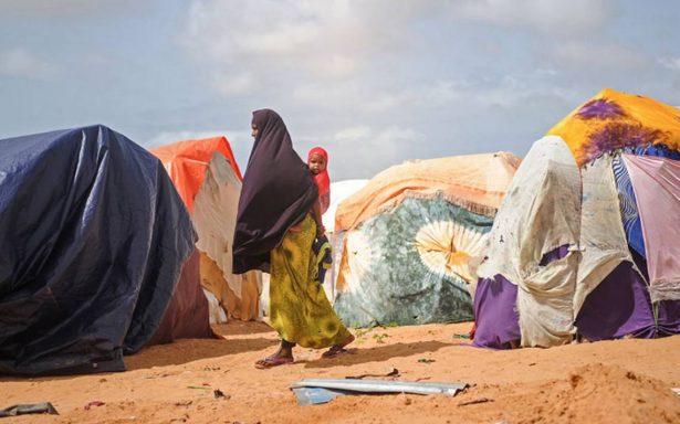 Número de desplazamientos forzados rompe récord en el mundo: ONU