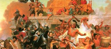 Un día como hoy pero de 1521 cayó la gran Tenochtitlan