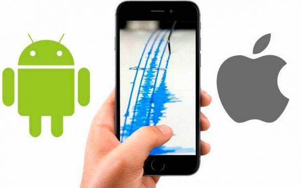 Cuatro apps que te alertarán sobre cualquier sismo