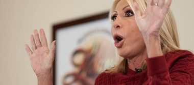 "Laura Bozzo demanda a director por usar frase ""que pase el desgraciado"""