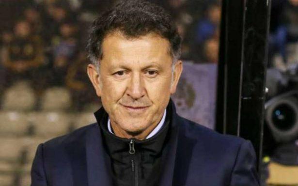 Me conformo con ganar 1-0: Juan Carlos Osorio