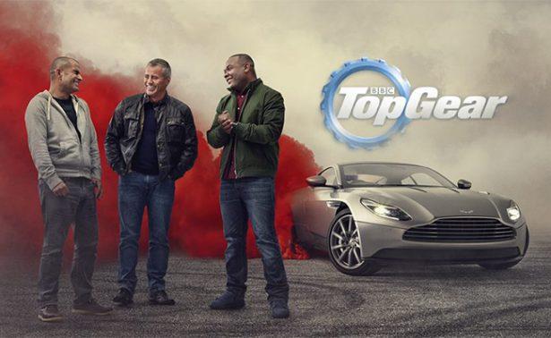 """""""Top Gear"""" regresa a la pantalla chica con nueva temporada"""