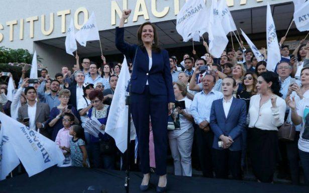 Margarita lanza plataforma para recaudar dinero para campaña