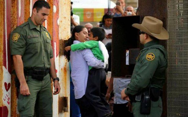 ONU urge EU a cesar inmediatamente separación de niños migrantes de padres
