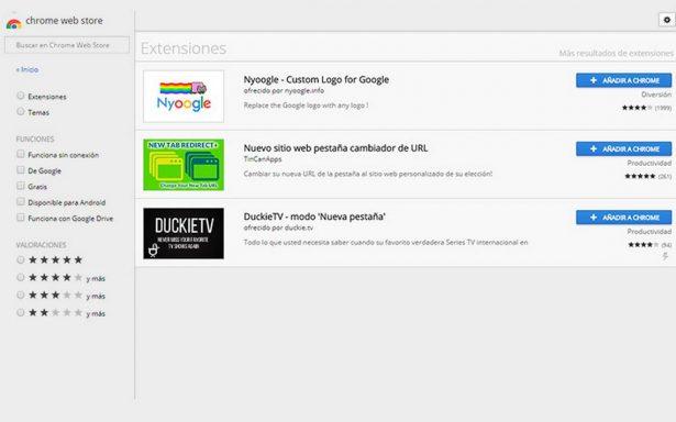 ¡Cuidado! Descubren que cuatro extensiones de Google Chrome son maliciosas
