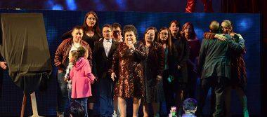 Celebran 20 años del musical Aventurera