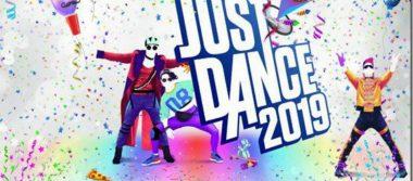 ¡Prepárate! el nuevo Just Dance sale a la venta en octubre