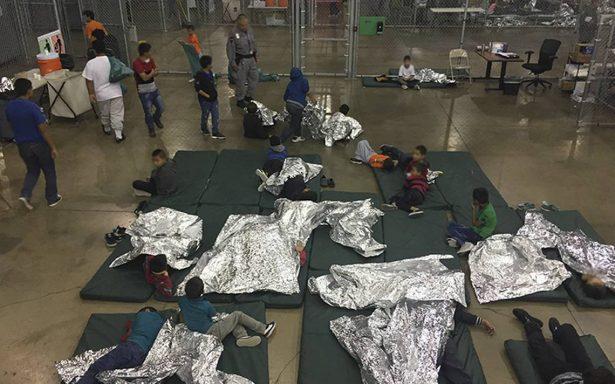 Nauseabunda tolerancia cero que separa a niños de sus padres en EU: Amnistía Internacional