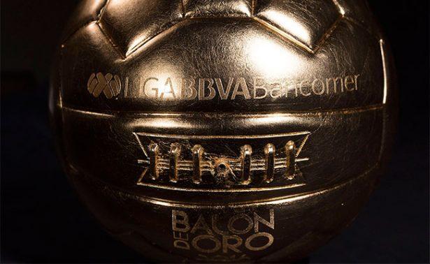 Revelan candidatos al Balón de Oro de la Liga MX 2017
