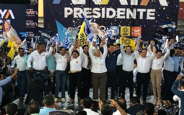 """No se puede gobernar """"con chistoretes"""": Ricardo Anaya"""