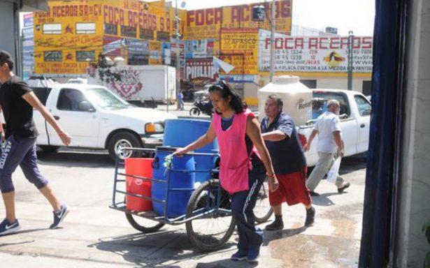 CDMX en riesgo de quedarse sin agua