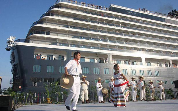Cruceristas mexicanos prefieren viajar al mar Báltico que al Caribe
