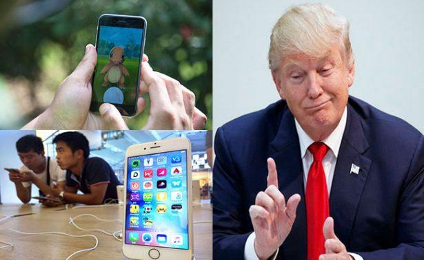 Donald Trump, lomás buscado en Google a nivel mundial en 2016