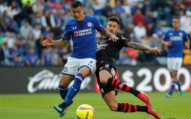 Cruz Azul se cansó de fallar y se conforma con empate 0-0 ante Tijuana