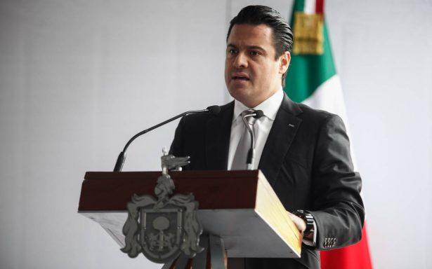 Anaya es un traicionero y rapaz: gobernador de Jalisco