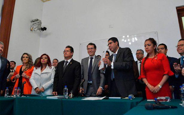 PRD y Morena provocan crisis por división en la ALDF