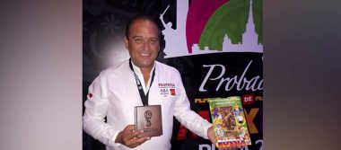 Candidato de Puebla se va al Mundial en plena campaña; asegura que fue un premio