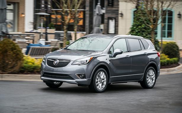 Buick Envision 2019 la más actualizada entre los SUV compactos