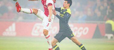 Aun con Chucky Lozano, PSV es goleado por Ajax en el Clásico holandés