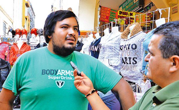 El Cuau divide a comerciantes en Cuernavaca