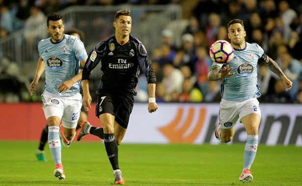 Real Madrid vence al Celta y llega líder a última jornada