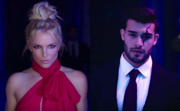 Britney Spears presume a su  joven novio al ritmo de J Balvin