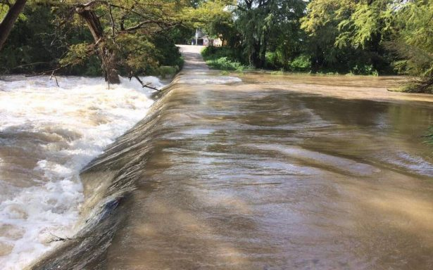 Evacúan a 334 personas en tres municipios de Tamaulipas por lluvias