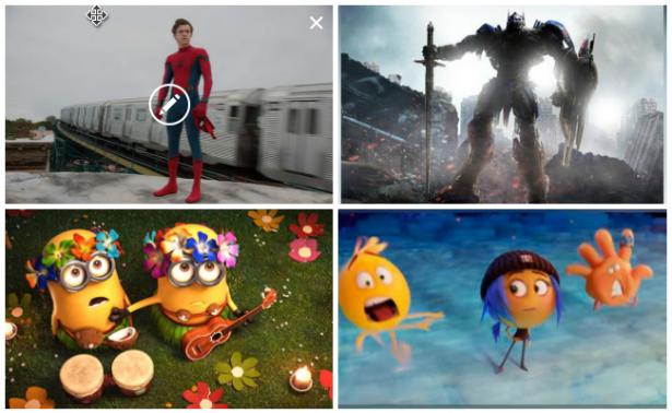 De la II Guerra Mundial a Spiderman ¡Llegan estrenos!